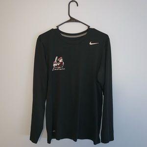 Manhattanville College -- Mville Strength Shirt